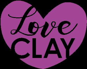 Love Clay Logo