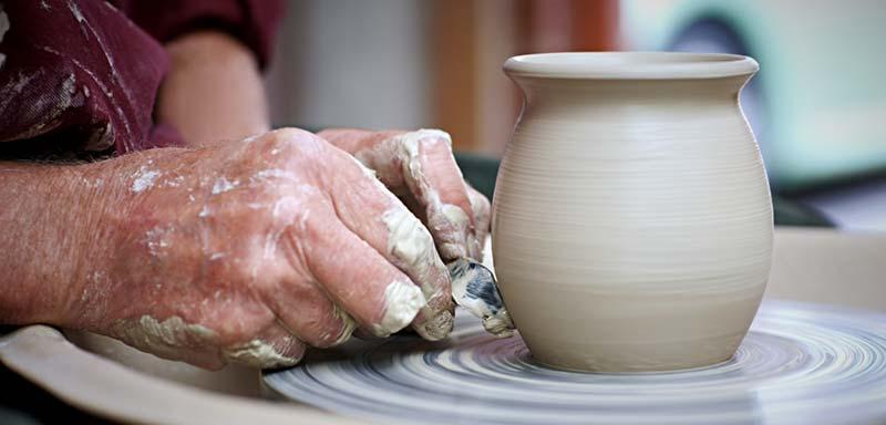 Image of Teambuilding Ceramics Classes